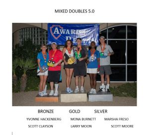 MIXED DOUBLES 5.0 Rev